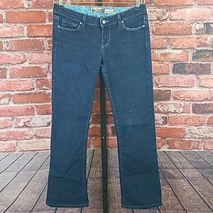 Bootcut jeans low-rise Paige Laurel Canyon 29x29